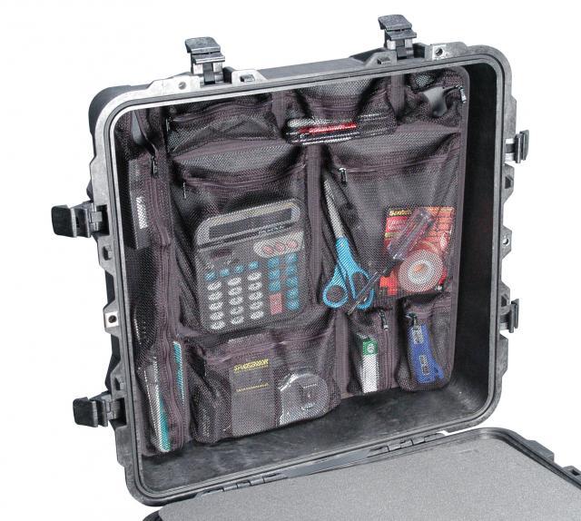 Organizér pro odolné kufry
