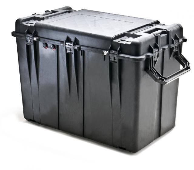 Přepravní odolný kufr PELI 0500