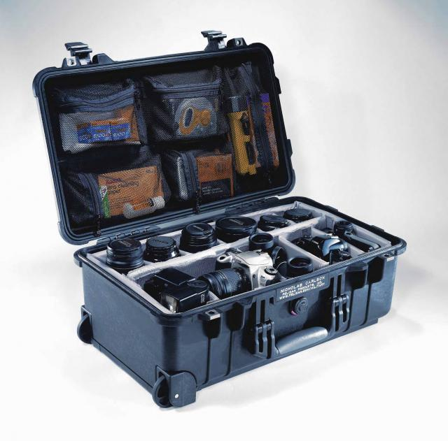 Odolný kufr PELI 1510