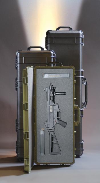 Odolný kufr PELI 1720 na dlouhou zbraň