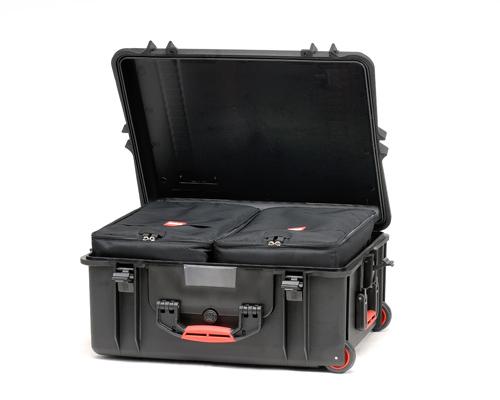 Odolný kufr HPRC 2700W