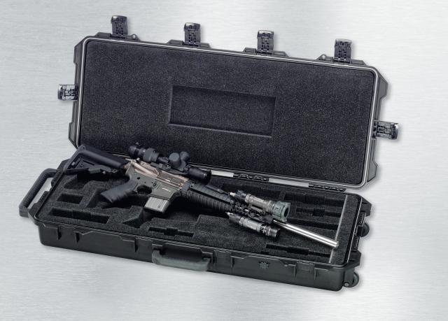 Odolný kufr PELI 1700 na dlouhou zbraň