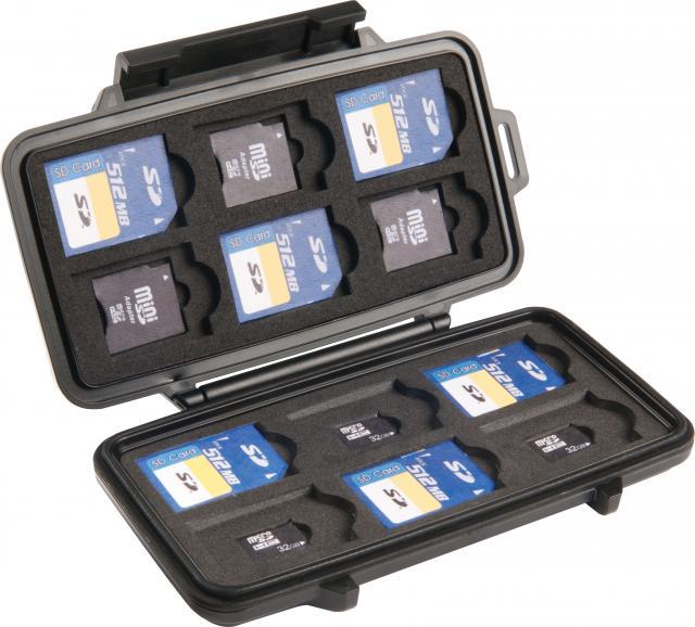 Pouzdro na SD karty PELI