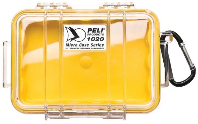 Odolné pouzdro Peli 1020