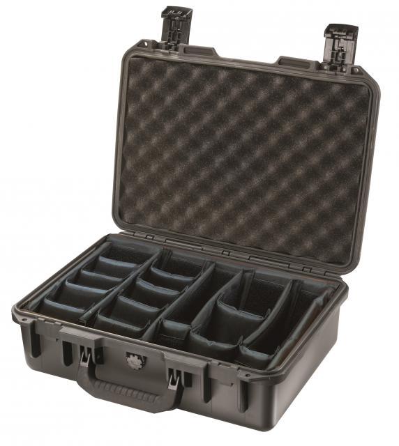 Přepážky pro odolný kufr